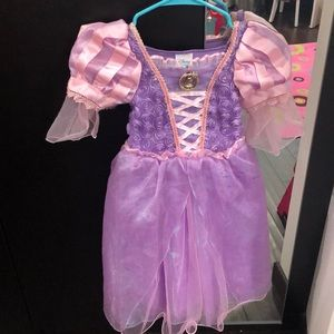 Princess Rapunzel Disney dress size 4